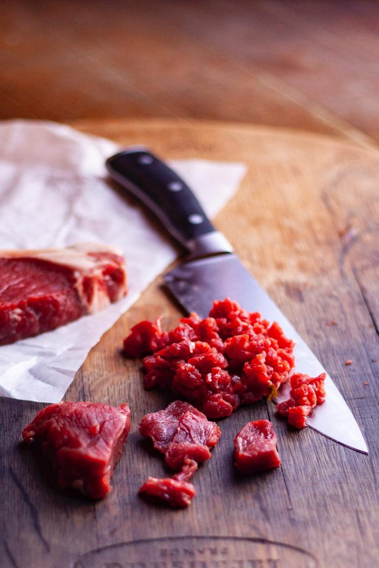 JAN   Jan Hendrik van der Westhuizen   Steak tartare