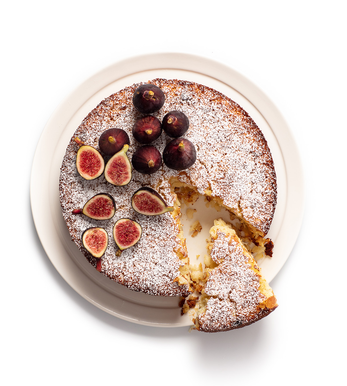 JAN | Jan Hendrik van der Westhuizen | RICE CAKE WITH MUSCADEL-SOAKED SULTANAS AND FIGS