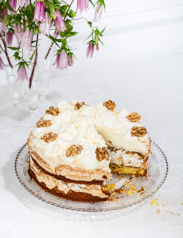 JAN | Jan Hendrik van der Westhuizen | OUMA MARIA'S MERINGUE CAKE
